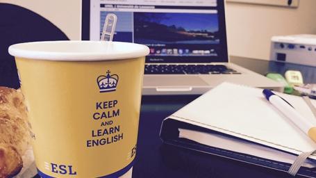 Nouvelle campagne ESL - Séjours linguistiques